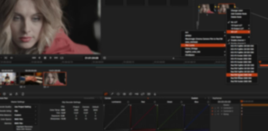Creating Color Correction Looks: Emulating the Film Look (in DaVinci Resolve)