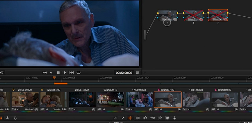 Color Correction Time Management: Grading in Passes