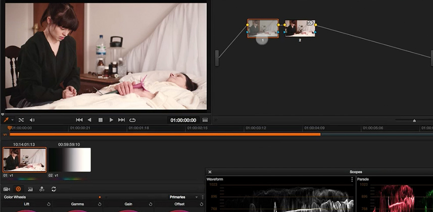 FilmConvert Review: OpenFX Plug-in for Resolve 10