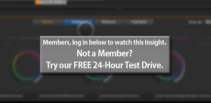 Video Tutorial - Log in to watch