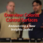 An Overview of colorist control surfaces. Announcing a new series of tutorials.