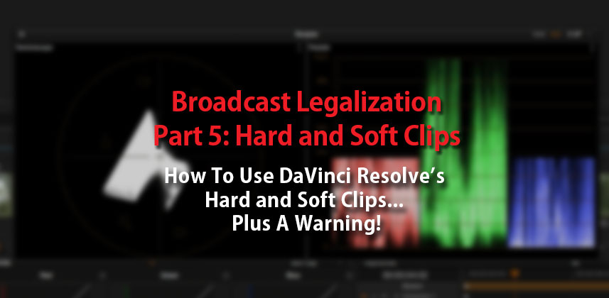 Hard Clips in DaVinci Resolve - ML0153