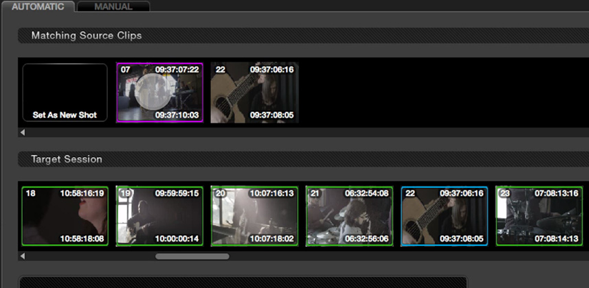 Using Color Trace in DaVinci Resolve – Part 1