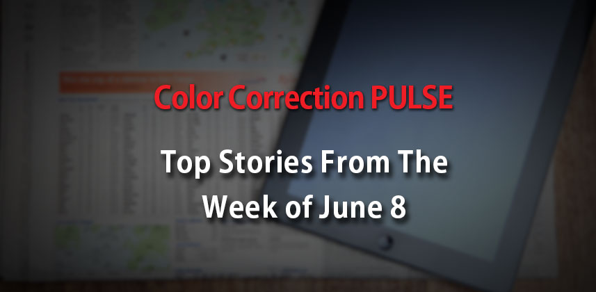Color Correction Reading for the Week of June 8