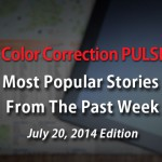 Top Color Correction Stories from the Week of July 20