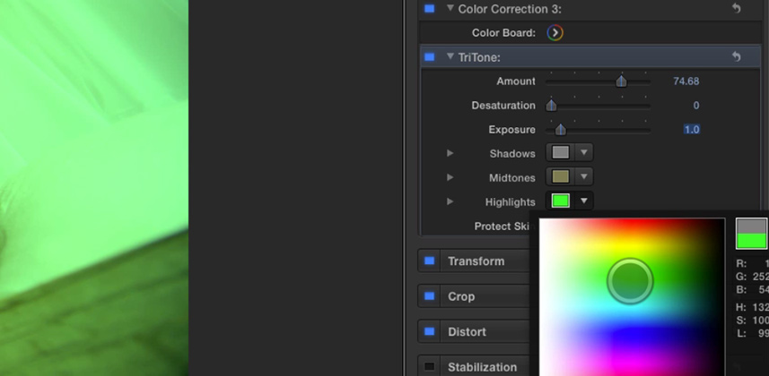 Creating Looks in FCP X: Part 2