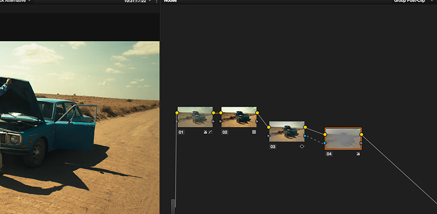 Revisiting Resolve Grouping: Using Post-Clip As A Timeline Level Grading Alternative