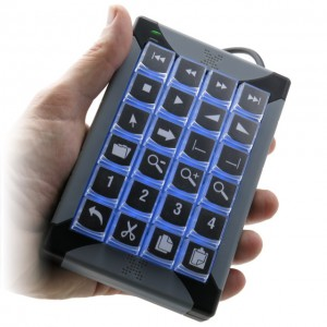 X-Keys XK-24 programmable button pad