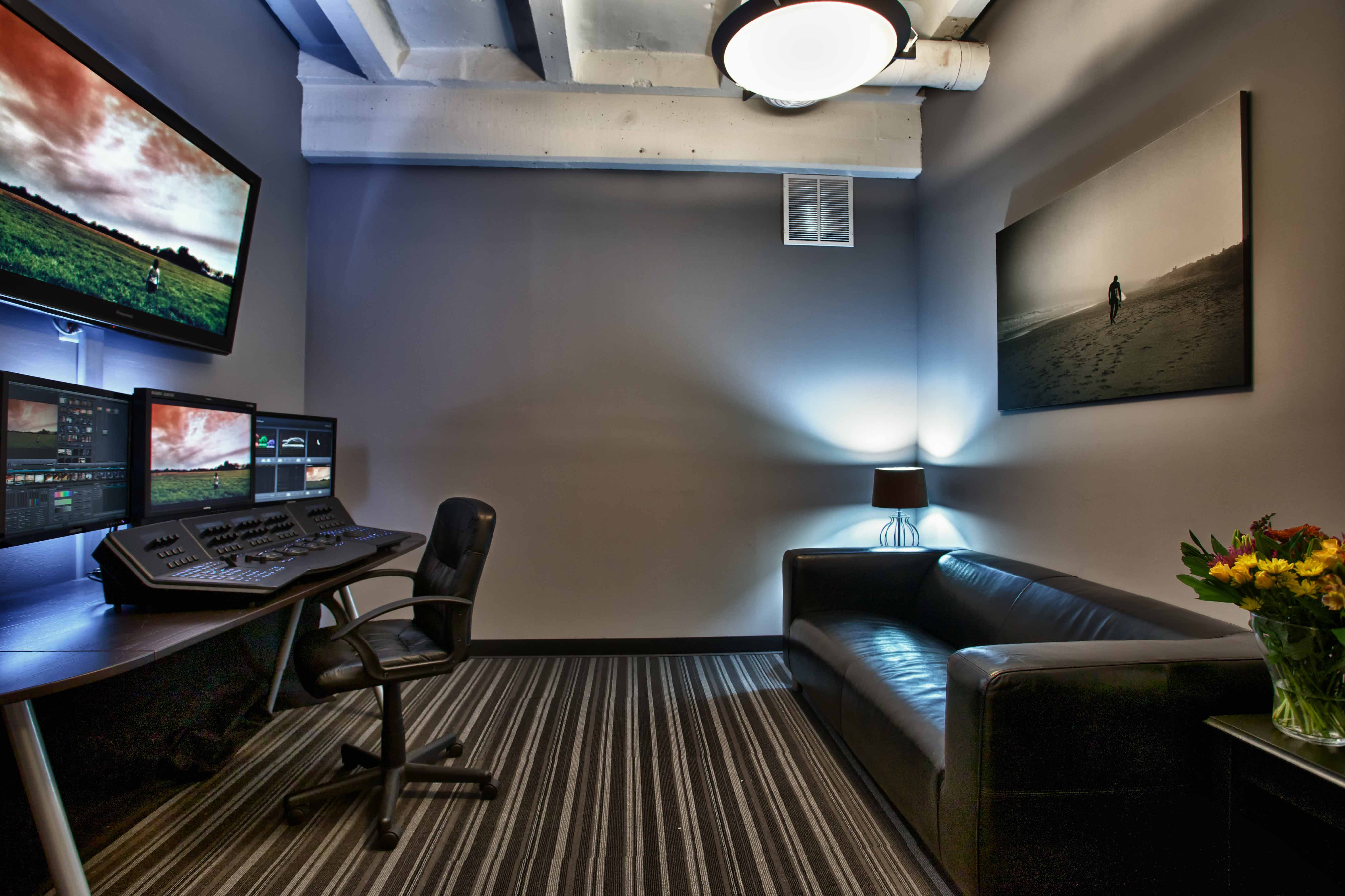 Anatomy of a grading suite design for Interieur styling