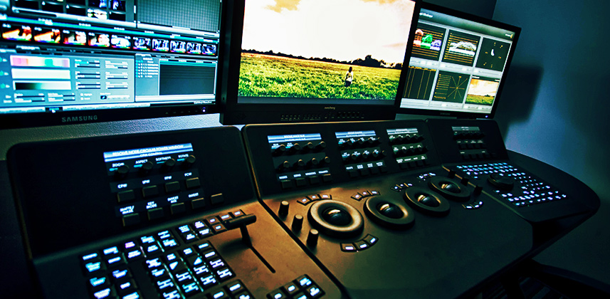 Anatomy Of Grading Suite: Additional Technical Setup