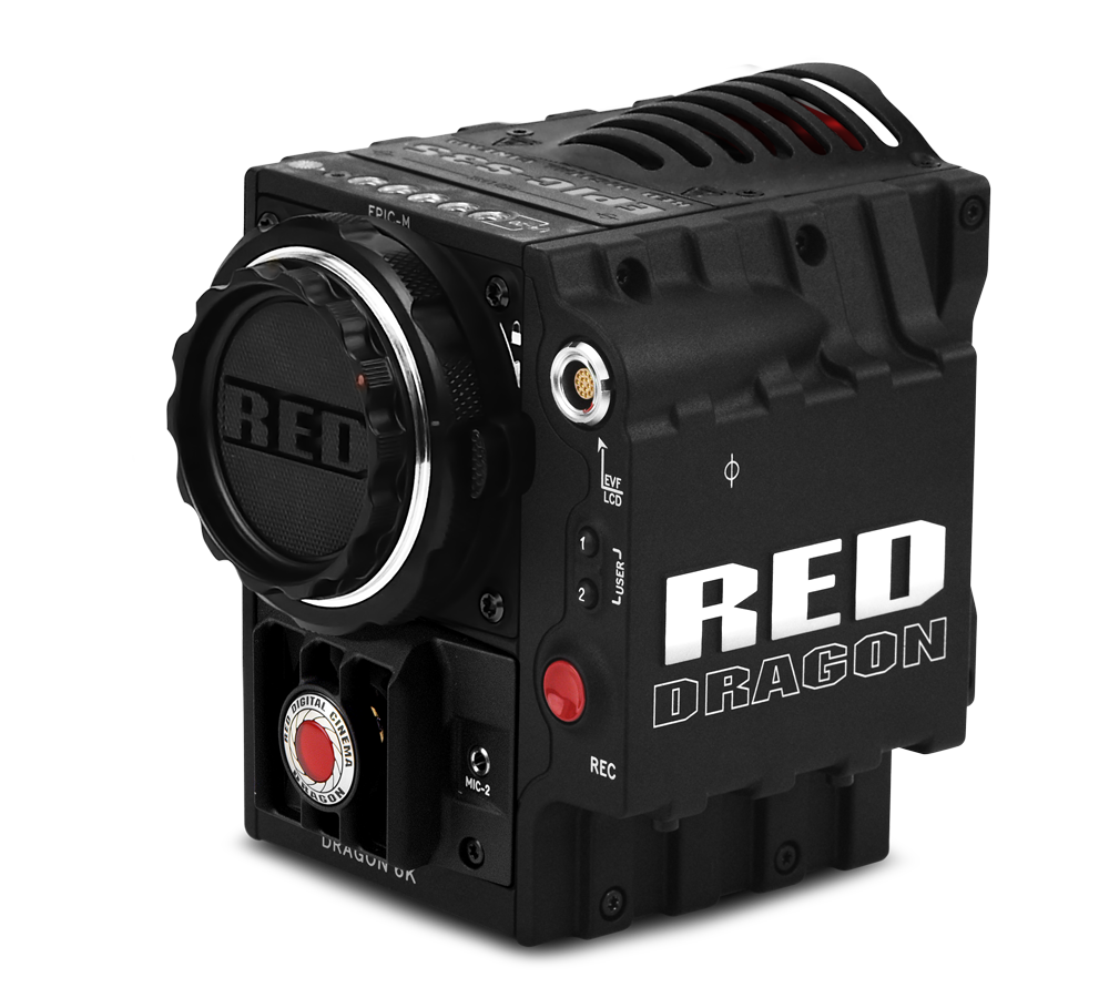 Red Epic Dragon Can Record HDRx