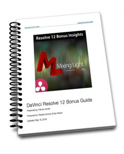 Guide to Bonuses for the Resolve 12 training