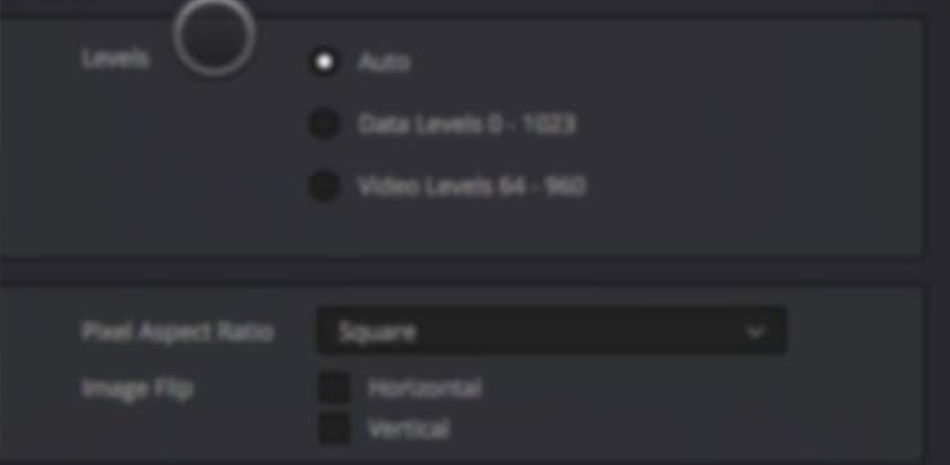 How to Choose Between Video Levels or Data Levels (in DaVinci Resolve)