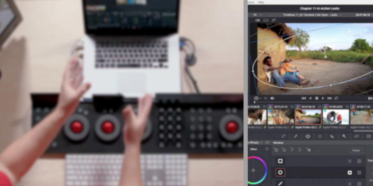 The Complete DaVinci Resolve 12 & 12.5 Color Correction Training Course