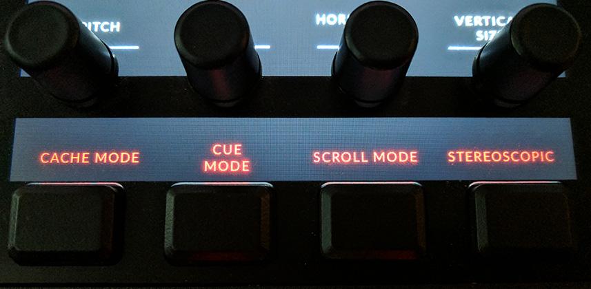 Scroll Mode