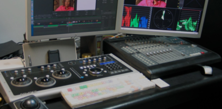 Can you color correct faster with a colorist control surface?