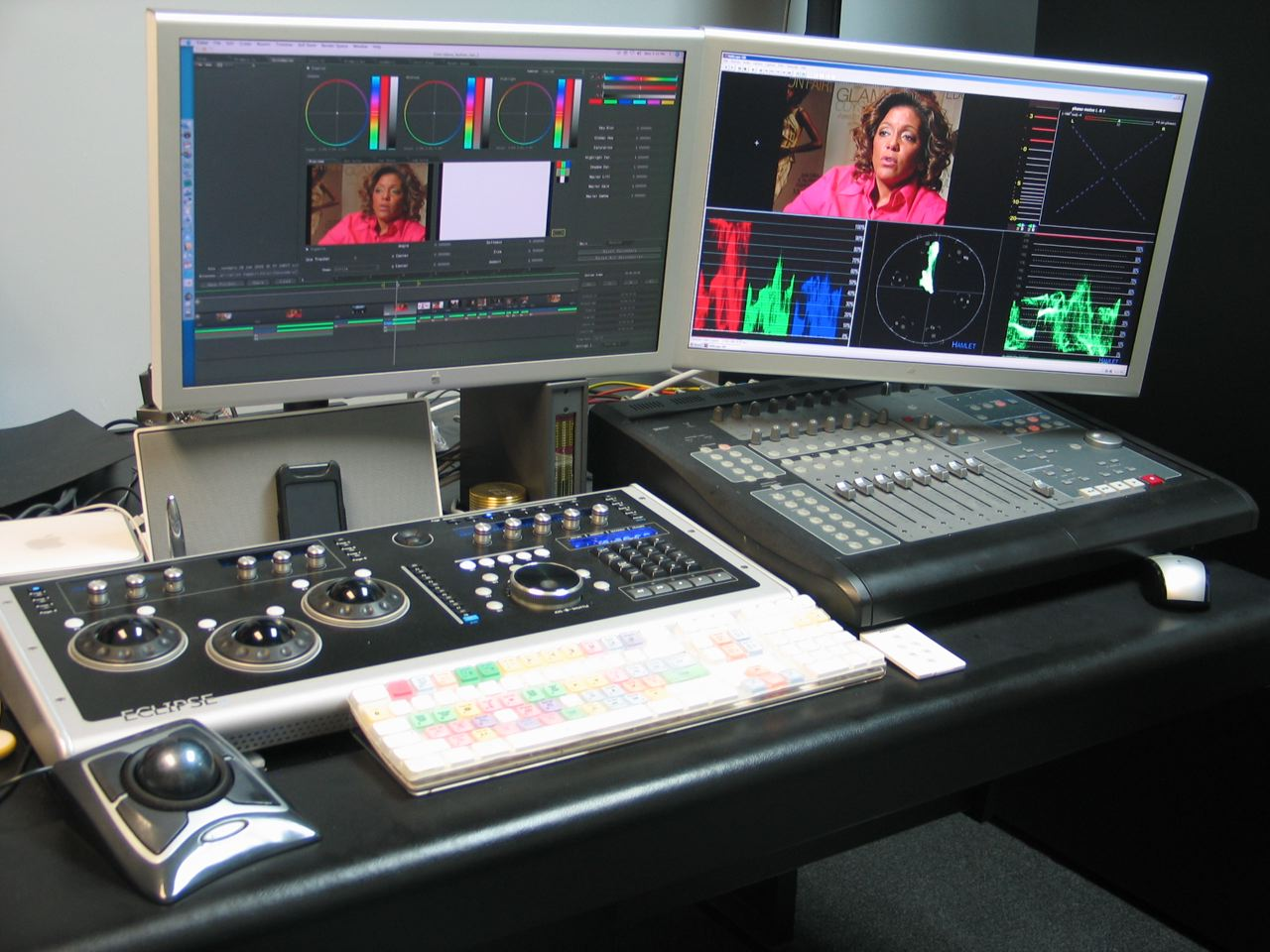 How Much Faster Can You Color Correct With A Colorist Control Surface