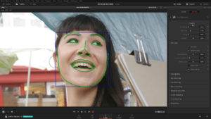 Learn how to use the Face Refinement Filter in Resolve 14