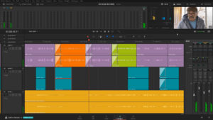 Get an overview of the Fairlight Page in Davinci Resolve 14