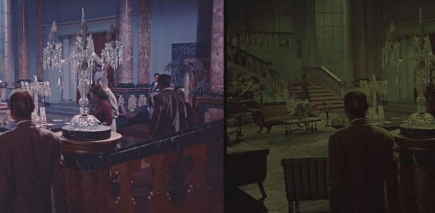 Color Restoring Classic Films
