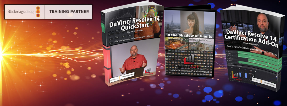 DaVinci Resolve 14 Tutorial Series Bundle
