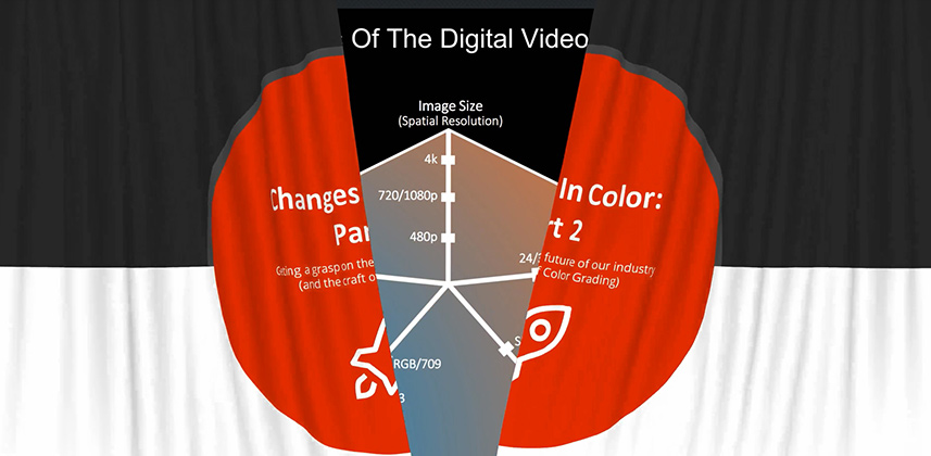 Future Changes in Color Grading and Post Production: Part 2