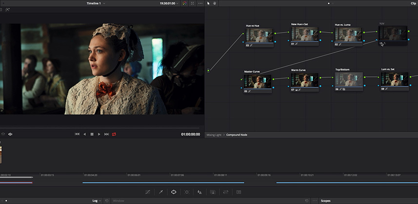 How To Create A 'Western' Look in DaVinci Resolve