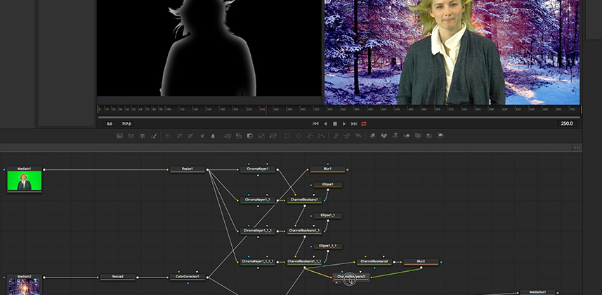 Introduction to Compositing in DaVinci Resolve