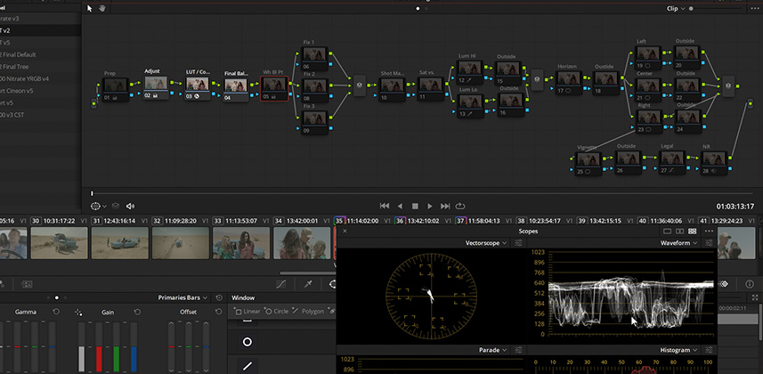 Understanding How Pat Designs His Fixed Node Trees In DaVinci Resolve
