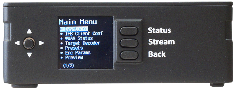 Streambox Chroma X