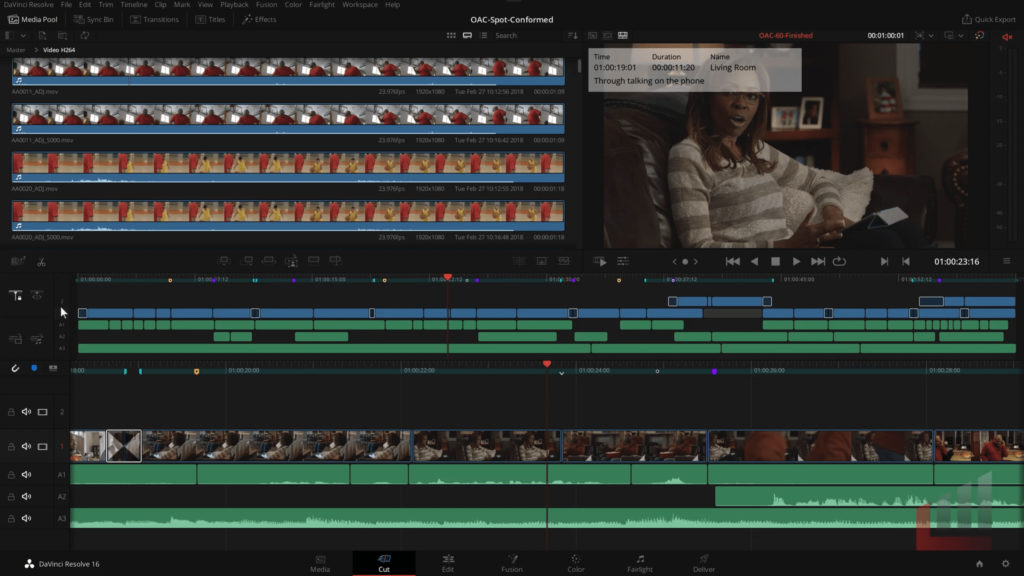 New Features in DaVinci Resolve 16